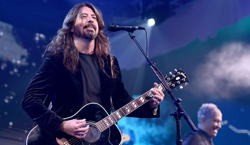 #RockThisDay – 14 Ιανουαρίου: Γεννιέται ο Dave Grohl